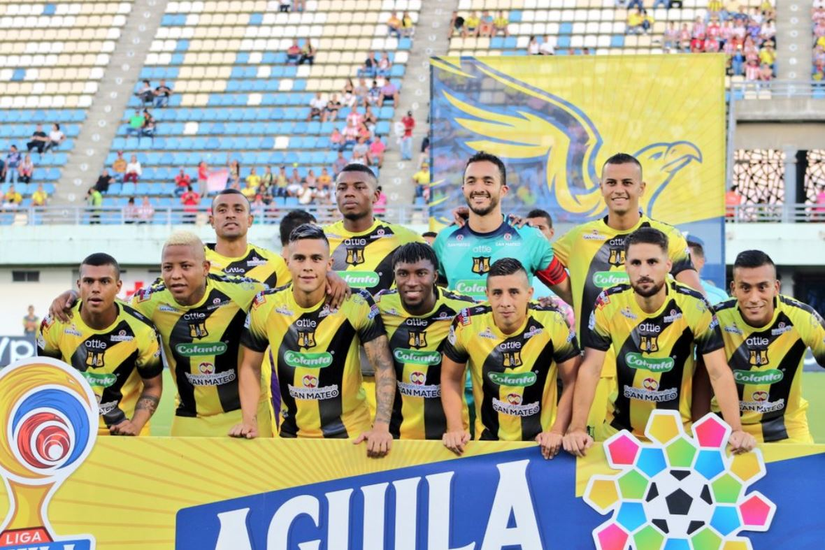 Ricardo Jerez y la alegría de la fase final en la Liga Águila