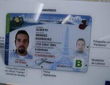 Falta de nombramiento de Junta de Licitación afecta recepción de ofertas para producir licencias de conducir. Foto Prensa Libre: Hemeroteca