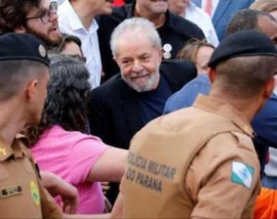 El expresidente de Brasil Luiz Inácio Lula da Silva. Hemeroteca Prensa Libre