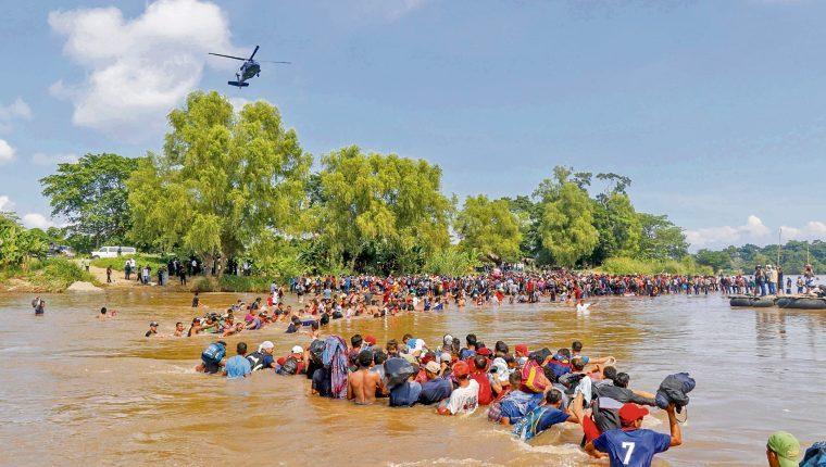 En 20 años, Guatemala recibió casi US$100 mil millones de migrantes en EE. UU.