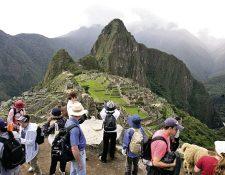 La industria del turismo en Perú está en auge debido a que Machu Picchu es el principal destino de ese país. (Foto Prensa Libre: Hemeroteca PL)