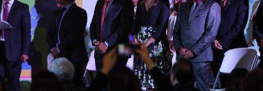 La premiación del galardón Maestro 100 puntos tuvo lugar en la capital. (Foto Prensa Libre: Érick Ávila)
