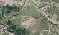 Ubicación de la Granja de Rehabilitación Cantel, en Quetzaltenango. (Foto Prensa Libre: Google Maps)
