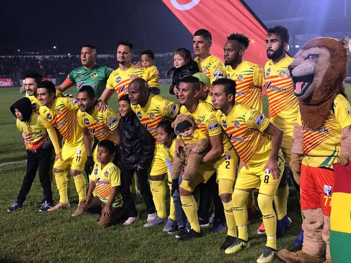 La Primera División oficializa horarios de las semifinales del Apertura 2019