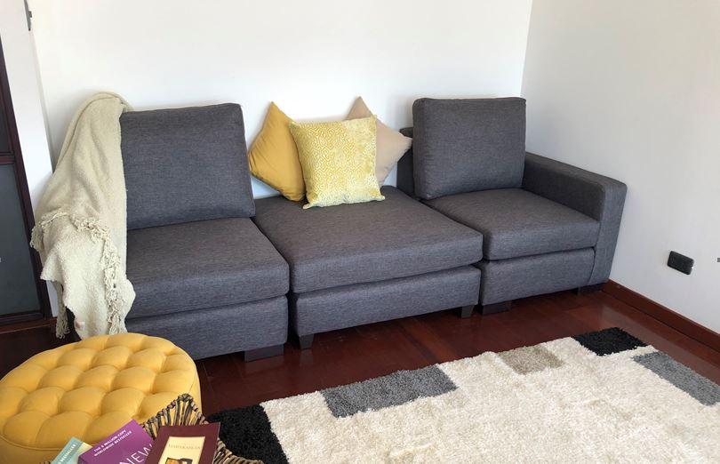 Muebles compactos, la tendencia que creció 40% en cuatro años por construcción de más apartamentos