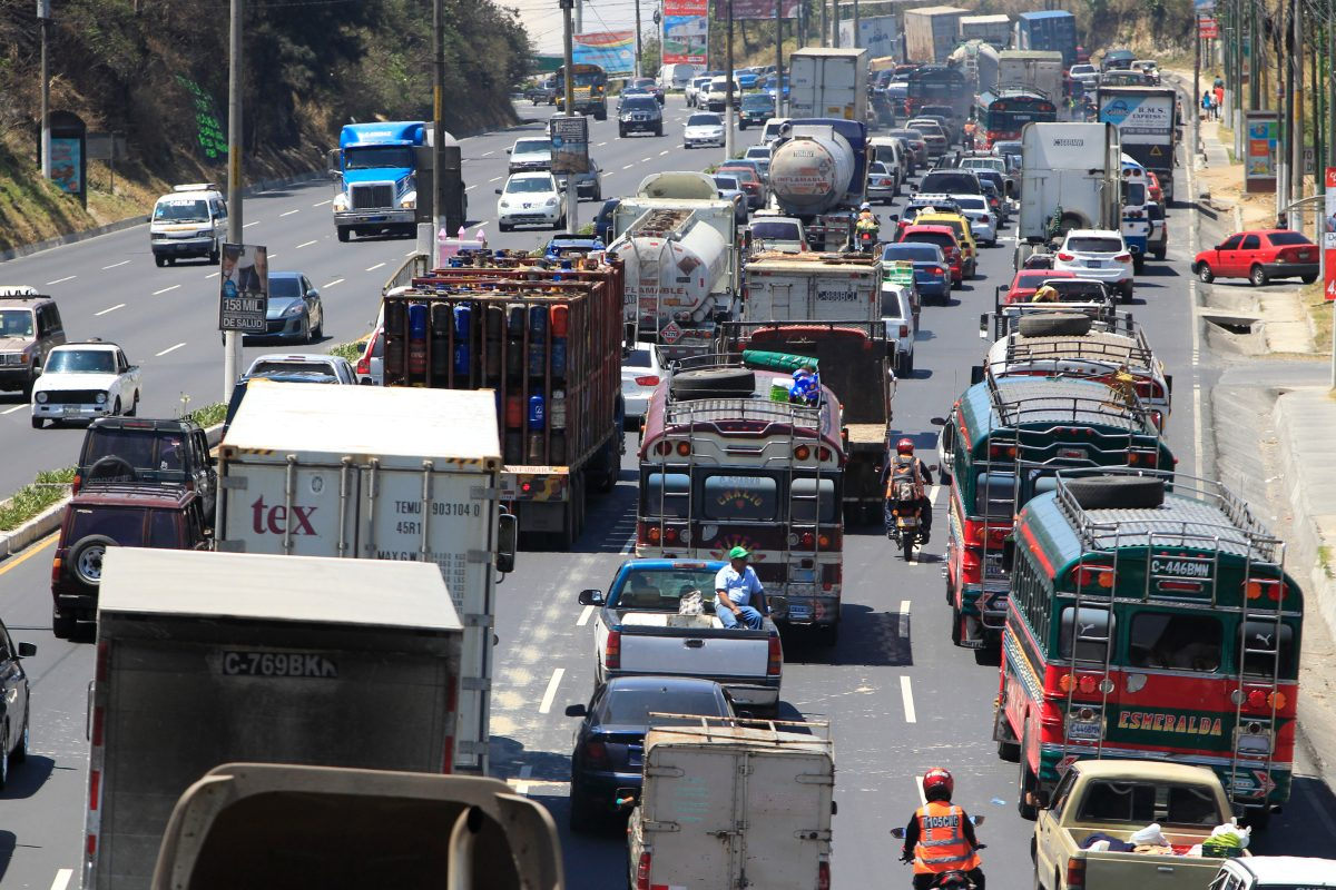 Tómelo en cuenta: dos vías estarán cerradas en la capital y el tráfico será complicado