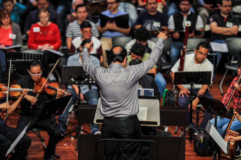 El mesías, de Handel, se presentará esta semana en Guatemala