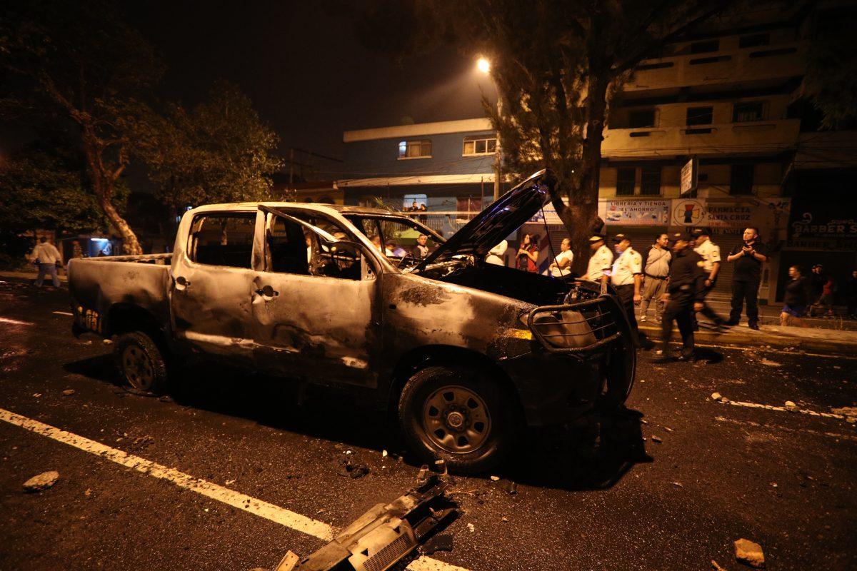 Informe abre dudas sobre acciones de mandos policiales en enfrentamiento en El Amparo