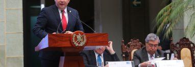 Parlacén juramentará a diputados de Guatemala el 14 de enero