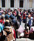 Las nuevas autoridades deberán de ajustar el presupuesto para el Ministerio de Educación en 2020 y cumplir con el incremento salarial del 5%, que podría representar unos Q800 millones. (Foto Prensa Libre: Hemeroteca)