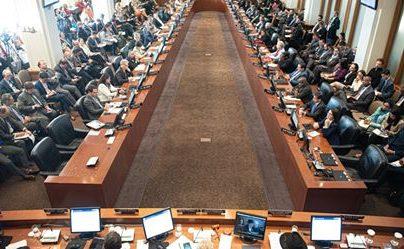 """El Consejo Permanente de la OEA se reunirá en una sesión extraordinaria para considerar """"la situación en Bolivia. (Foto Prensa Libre: Hemeroteca PL)"""