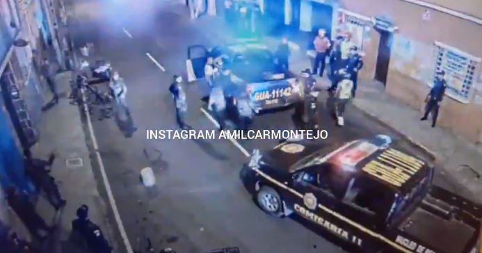 Alerta en los alrededores del Hospital General: hombre disparó contra policías