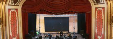 La resolución del viceministerio de Cultura prohíbe el uso de bocinas en el escenario, una práctica en la que hasta hace algunos días aun insistían algunos usuarios. (Foto Prensa Libre: María Longo)