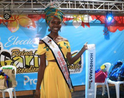 Representante de Honduras es la nueva reina garífuna y afrodescendiente del Caribe