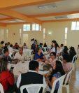 Organizaciones de mujeres se reúnen en Chiquimula para formular estrategias para la reducción de violencia contra las mujeres. (Foto Prensa Libre: Dony Stewart)