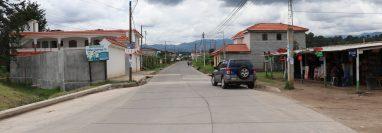 Vecinos de Quiché denuncian que desconocidos asaltan en la ruta hacia Patzité. (Foto Prensa Libre: Héctor Cordero)