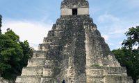 Los turistas no podrán ingresar plástico o duroport al sitio arqueologico. (Foto Prensa Libre: Dony Stewart)