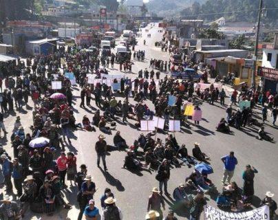 Manifestaciones en Guatemala: Dan a conocer las zonas donde habrá bloqueos y protestas el jueves 29 de julio