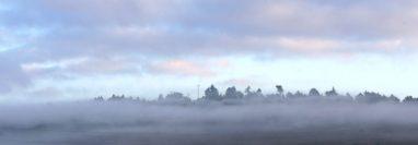 Por frentes fríos, habrá bajas temperaturas en seis departamentos del occidente. (Foto Prensa Libre: Hemeroteca PL)
