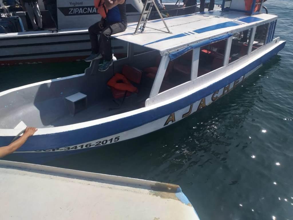 Image result for Esto se sabe del piloto de una lancha que desapareció en el Lago de Atitlán