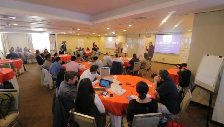 Scale Up Xela impulsa el crecimiento económico regional. (Foto Prensa Libre: Cortesía)