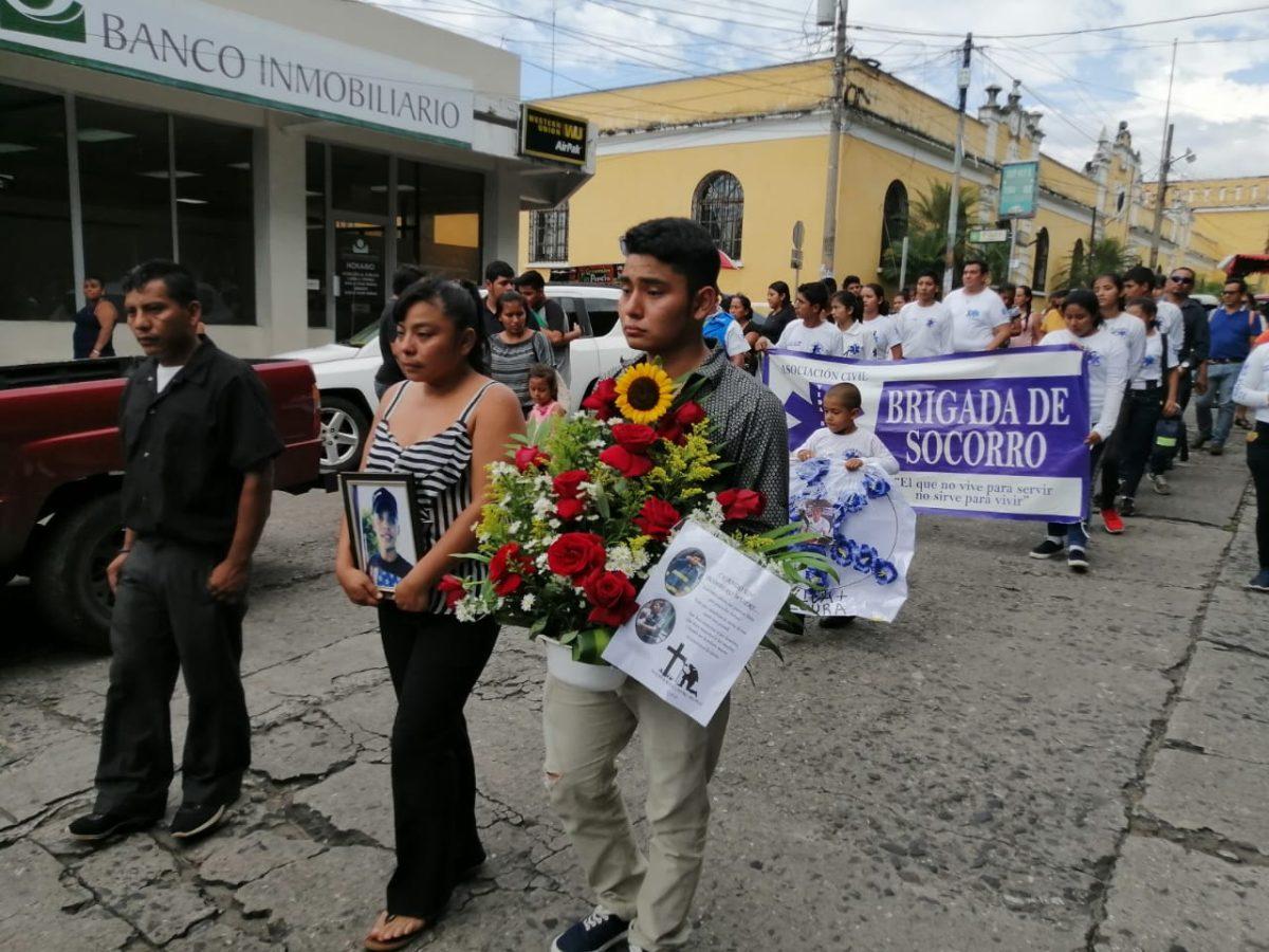 Consternación por muerte de joven que colaboraba con los Bomberos Municipales