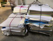 Papel y algunos tipos de plástico son parte de los materiales serán recibidos en la iniciativa Reciclemos, no quememos. (Foto, Prensa Libre: Reciclemos.gt).