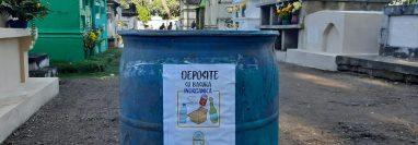 En diciembre se cumple un año de que la Municipalidad de San Andrés Semetabaj, Sololá, prohibió el uso de duroport y bolsas de plástico. (Foto Prensa Libre: Cortesía)