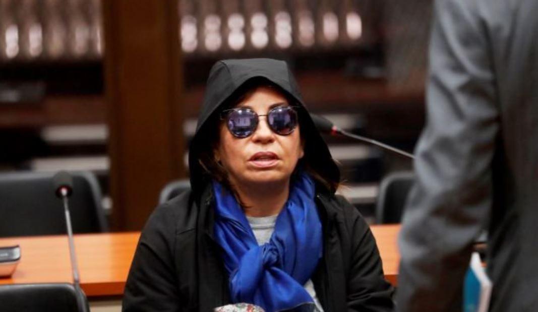 Sandra Torres se niega a ser evaluada por especialistas del Inacif