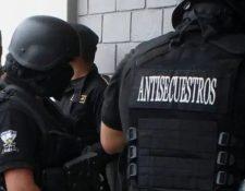 La PNC afirma que la denuncia ciudadana es vital para investigar los secuestros. (Foto Prensa Libre: Hemeroteca PL).