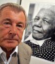 El británico Terry O'Neill fotografió a celebridades y personalidades políticas, como Nelson Mandela. (Foto Prensa Libre: EFE).