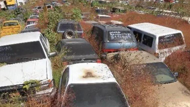 Varias personas han sido detenidas por la PNC por ofrecer vehículos con reporte de robo. (Foto Prensa Libre: Hemeroteca PL)
