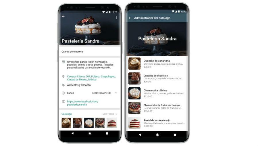 WhatsApp Business lanza catálogos para facilitar ventas de PYMES