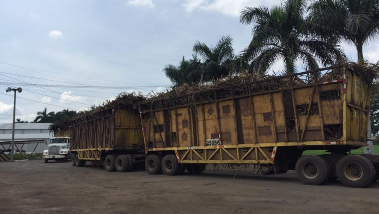 Durante la zafra 2018/19 la producción fue de 2.9 millones de toneladas métricas de azúcar. Alrededor del 70% del azúcar es exportado a 58 países en el mundo. (Foto Prensa Libre: Paula Ozaeta)