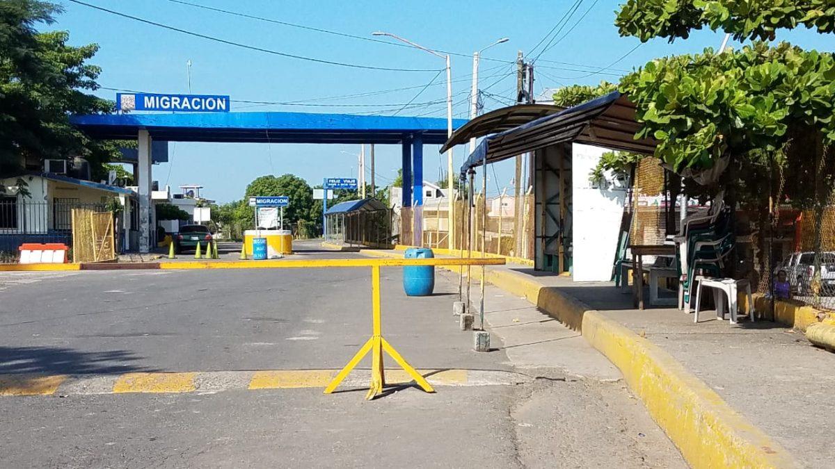 Aduana de Tecún Umán continúa cerrada luego de disturbios