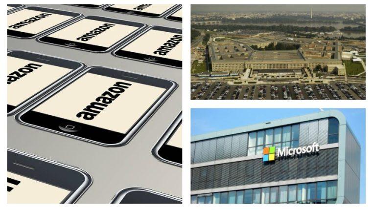 El Pentágono otorgó contrato millonario a Microsoft y excluyó a su rival Amazon. (Foto Prensa Libre: Pixabay)