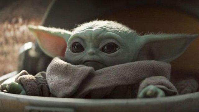 'Baby Yoda' quiere ser el juguete más vendido de la temporada