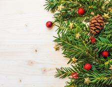 La decoración navideña del hogar es una actividad en familia. (Foto Prensa Libre: Servicios).