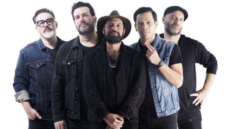 La banda guatemalteca Bohemia Suburbana promociona nuevas canciones. (Foto Prensa Libre: Cortesía Bohemia Suburbana)