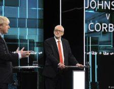 Twitter acusa a partido de Johnson de mentir al electorado. (picture-alliance/AP/Itv)