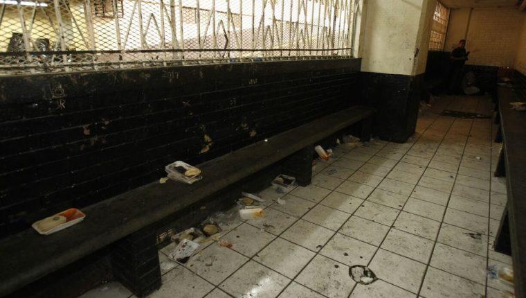 Oficina contra la Tortura denuncia vejámenes en las cárceles del país