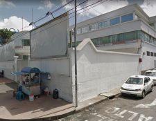 Este lugar funcionó como casa de campaña del Partido Patriota y ahora será sede de la unidad de Alerta Alba Keneth. (Foto Prensa Libre: Google Maps)