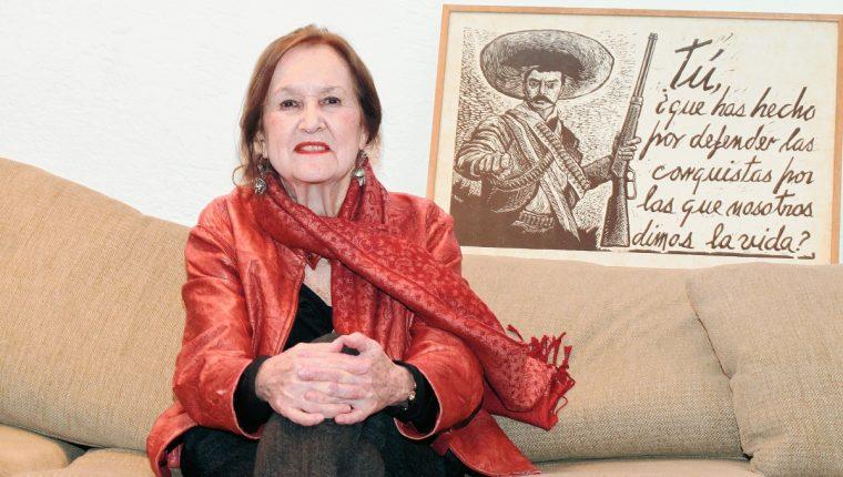 Conozca a la artista visual Rina Lazo a través de sus obras