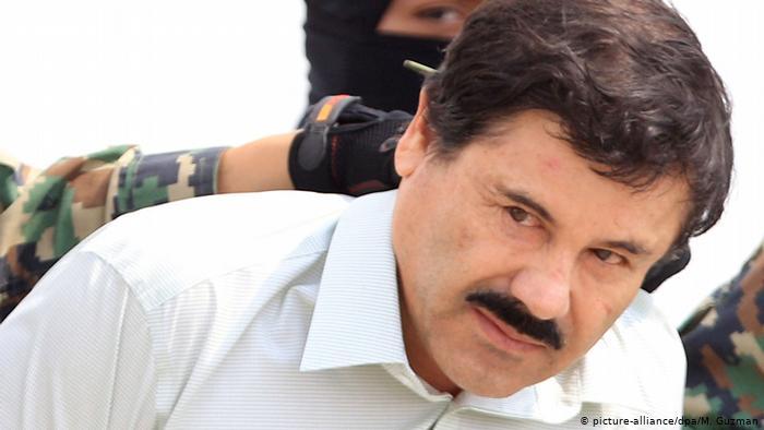 """Joaquín """"el Chapo Guzmán"""" fue condenado a cadena perpetua en Estados Unidos por delitos de narcotráfico. (Foto Prensa Libre: Hemeroteca)"""