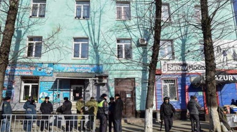 Un estudiante mata a tiros a un compañero y se suicida en el este de Rusia