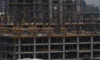 Construcci—n de edificios en la ciudad capital.                                                                                           Fotograf'a Esbin Garcia 08-04- 2019.