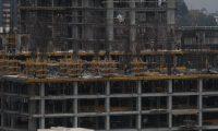 La construcción es uno de los sectores que está reportando mayor dinamismo en la economía guatemalteca, y en segundo trimestre del año creció a 9% según el Banguat. (Foto Prensa Libre: Hemeroteca)                                                                                              Fotograf'a Esbin Garcia 08-04- 2019.