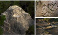 El documental proyectará pirámides, esculturas y complejos arquitectónicos de Guatemala.