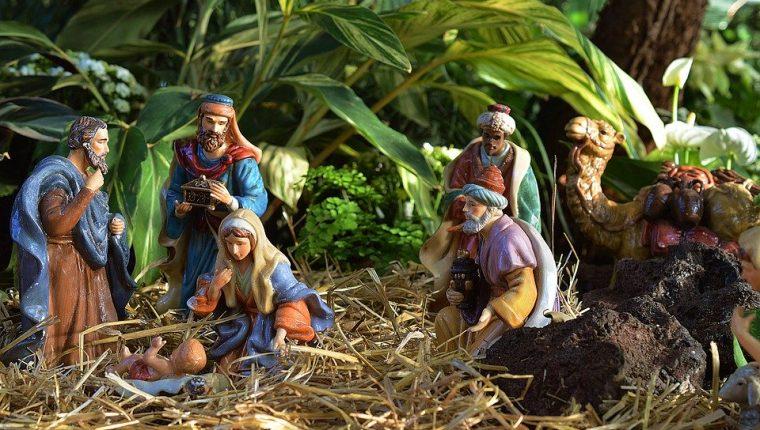 La elaboración del nacimiento es una tradición cristiana para conmemorar la natividad de Jesús. (Foto Prensa Libre: Servicios).