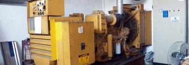 Energuate ofreció un generador más potente para que el Hospital Nacional de Malacatán siga en funcionamiento.  (Foto Prensa Libre: Hemeroteca PL)